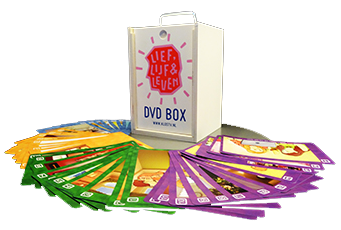 dvd box alles over seks