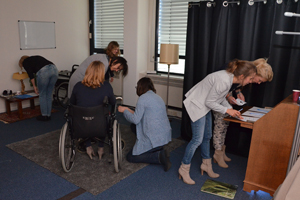 Escape room in de gehandicaptenzorg