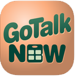 App iPad communicatie Go Talk Now